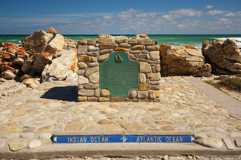 Most Southern Point of Africa