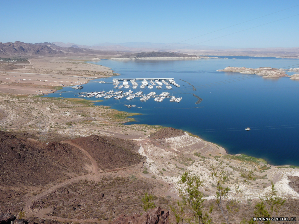 Hoover Staudamm / Lake Mead